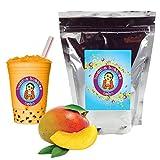 Mango Boba/Bubble Tea By Buddha Bubbles Boba 10 Ounces (283 Grams) (Color: Orange, Tamaño: 10 Ounces (283 Grams))