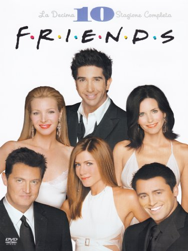 Friends Stagione 10 Episodi 219-236
