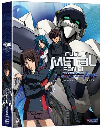 Full Metal Panic! The Second Raid Box Set