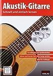 Akustik-Gitarre - Schnell und einfach...
