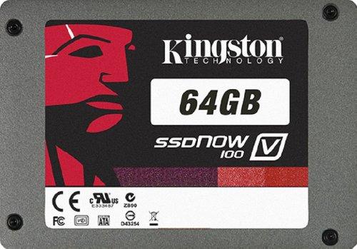 Kingston SSD V100 64GB SATA2 2.5inch Hard Drive