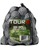 Titleist C Grade Recycled Golf Balls in Mesh Bag (Value Pack of 36)