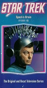Star Trek - The Original Series, Episode 61: Spock's Brain [VHS]
