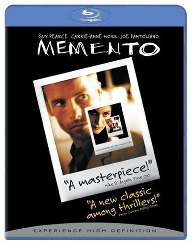 Cover art for  Memento [Blu-ray]