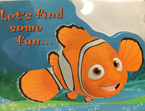 Finding Nemo Invitations - 8 Count - 1