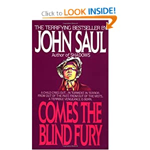 Comes the Blind Fury - John Saul