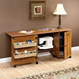 Sewing / Craft Center - Folding Table