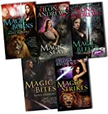 Ilona Andrews Ilona Andrews Kate Daniels 5 Books Collection Pack Set RRP: £39.95 (Magic Bites, Magic Bleeds , Magic Burns, Magic Strikesl, Magic Slays)