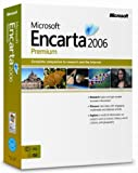 Microsoft Encarta Premium 2006 CD/DVD [OLD VERSION]