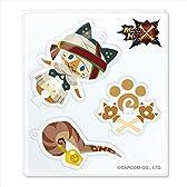 モンスターハンタークロス アクリルマスコットコレクション BOX商品 1BOX = 10個入り、全10種類