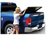 51WPXXb8VyL. SL160  TonnoPro Tri Folding Soft Truck Bed Tonneau Cover  03 11 Dodge Ram 6.5 Bed