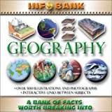 img - for Geography: Info Bank: A Bank of Facts Worth Breaking Into (Info Bank series) book / textbook / text book