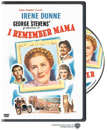 Cover art for  I Remember Mama