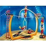 playmobil 4236 Tightrope Artists(プレイモービル サーカスの綱渡り)