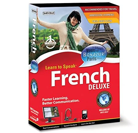 Learn To Speak French Deluxe 10