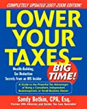 img - for Lower Your Taxes - Big Time! 2007-2008 Edition book / textbook / text book