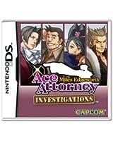 Ace Attorney Investigations: Miles Edgeworth (Nintendo DS)