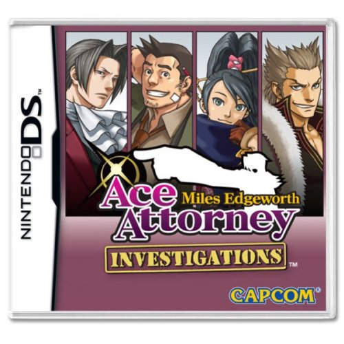 Ace Attorney Investigations: Miles Edgeworth (Ace Attorney Dual compare prices)
