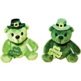 LEPRECHAUN PLUSH BEAR