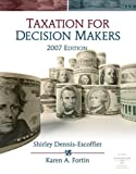 img - for Taxation for Decision Makers (with RIA Card): 4th (fourth) edition book / textbook / text book