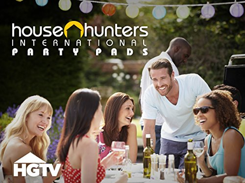 House Hunters International: Party Pads Volume 1