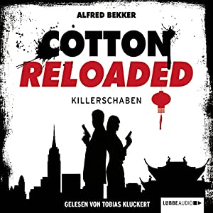 Killerschaben (Cotton Reloaded 28) Hörbuch