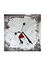 Legendarte Pintura al Óleo sobre Lienzo Leggerezza Danzante