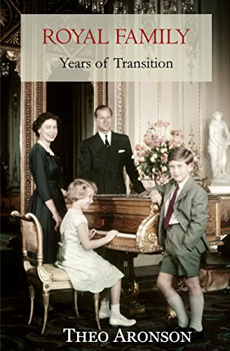 Royal Family: Years of Transition (British Royal Family compare prices)