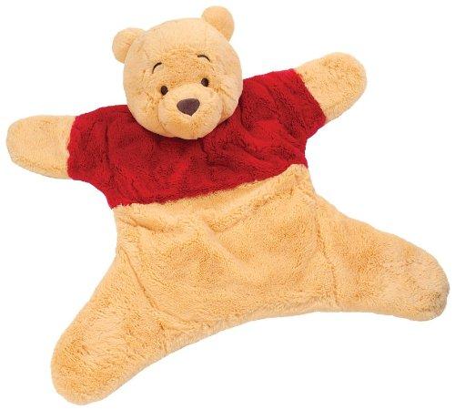 Summer Infant Pooh Plush Playtime Blanket