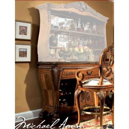 Eden Wall Bar Barstool Aico 60509t B 23 Living Room Furniture Sets