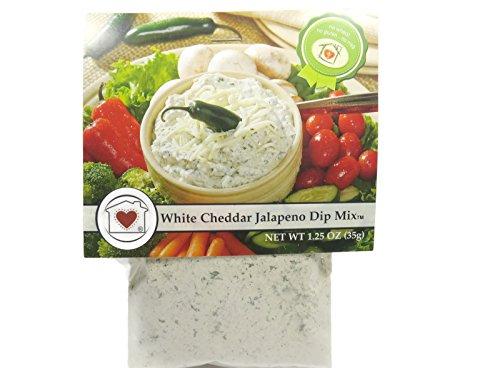 Caramel Apple Dip Mix White Cheddar Jalapeno Dip Mix