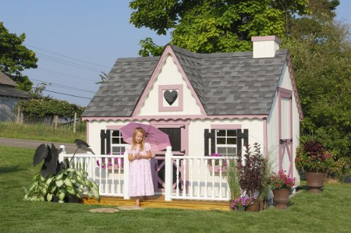 Little Cottage Playhouse front-1060381