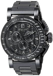 Zodiac ZMX Men's ZO8542 Racer Stainless Steel Watch