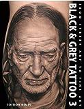 Black & Grey Tattoo 3: Photorealism/Portrait