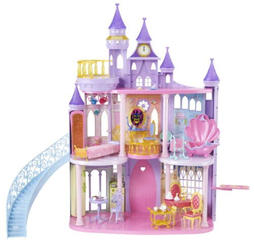 Disney Princess Ultimate Dream Castle Dollhouse