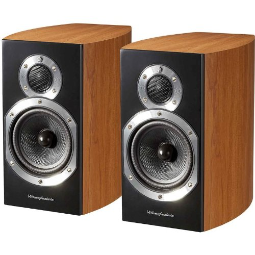 WHARFEDALE DIAMOND 10.1 SPEAKERS (PAIR) (WINTER MAPLE)