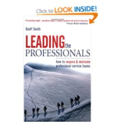 Leading the Professionals: How to Inspire and Motivate Professional Service Teams