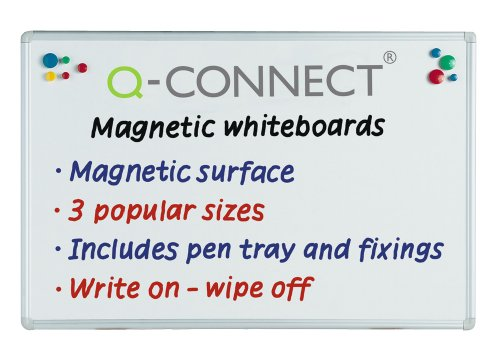 q-connect-magnetic-white-drywipe-notice-board-1800x1200mm