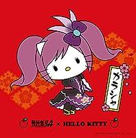 戦国無双4 × HELLO KITTY クリーナークロス 桜 ガラシャ