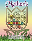 Mother s Word Search: A Puzzle, Poem and Coloring Book in One for Mother s Day, Mom s Birthday, or Any Day