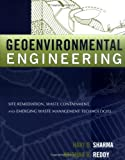 img - for Geoenvironmental Engineering: Site Remediation, Waste Containment, and Emerging Waste Management Techonolgies: 1st (First) Edition book / textbook / text book