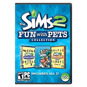 Sims 2 Fun With Pets 51WPqAO0xyL._SL500_AA280_