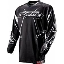 O'Neal Racing Element Racewear Youth Boys MotoX Motorcycle Black/White