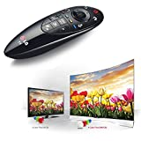 BRAND NEW TV remote control for LG LED TV Magic Motion AN-MR500 For 2014 Series Smart Tv with Browser Wheel For... by LG