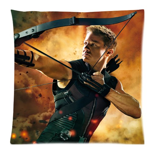 new-the-avengers-hawkeye-jeremy-renner-custom-zippered-pillow-cases-18x18-inch-twin-sides