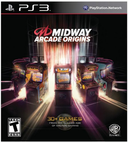Midway Arcade Origins - Playstation 3 (Capcom Classics Collection compare prices)