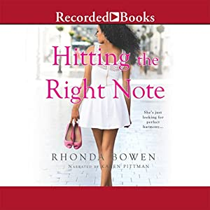 Hitting the Right Note Audiobook