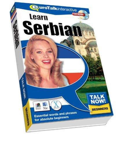 Talk Now Learn Serbian - Beginning LevelB0000899QW : image