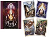 img - for Sacred Rebels Oracle: Guidance for Living a Unique & Authentic Life book / textbook / text book