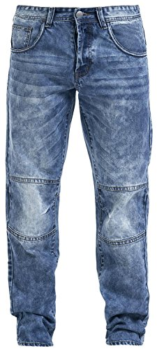 Forplay Scott Jeans blu W32L32
